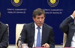 Basbakan Davutoglu, Enerji Ve Tabii Kaynaklar Bakani...