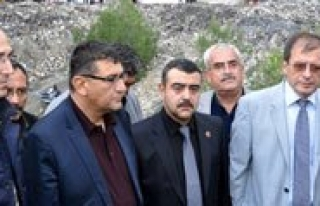 MHP Heyeti Karaman'da