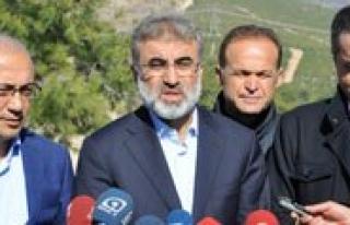 """Enerji ve Tabii Kaynaklar Bakani Taner Yildiz: """"Dogruyu..."""
