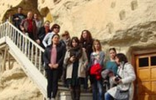 Ispanyol Seyahat Acenteleri Karaman'a Hayran Kaldi!