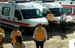 Saglik Müdürlügü 15 Ambulans Soförü Alacak