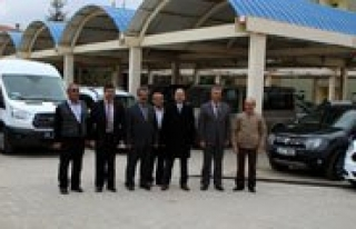 Il Gida, Tarim Ve Hayvanclik Müdürlügüne 6 Yeni...