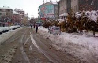 Ilimizde Son 35 Yilin En Fazla Kar Yagisi Görüldü...