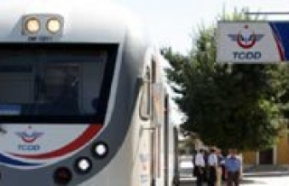 1 Aralik'tan Itibaren Karaman'dan Konya'ya Tren...