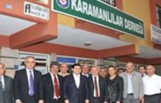 Antalya'daki Karamanlilar, Maden Sehitleri Için...