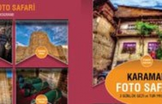 Karaman Turizmi Paket Turlara Dönüstürüldü