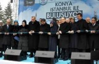 Konya-Istanbul Yht Seferleri Bir Hafta Ücretsiz
