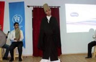 Karaman`da Gençlik Merkez'inde Mevlana Anildi