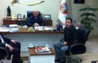 AK Parti Il Baskani Dereli'den Baskan Samur'a...