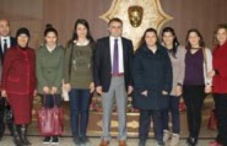 Nefise Sultan Mesleki Ve Teknik Anadolu Lisesi Ögrencileri...