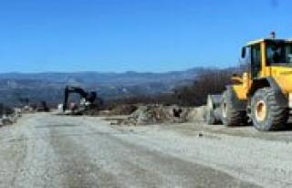 Mut - Ermenek Arasi Yol Bölge Ekonomisine Katki Saglayacak...