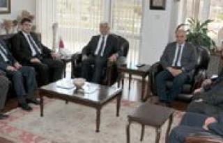 AK Parti Il Baskani Nazmi Ünlü'den Vali Murat...