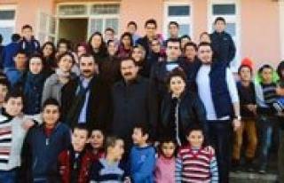 KMÜ'nün 'Karanliktan Aydinliga' Projesi 'Çig'...