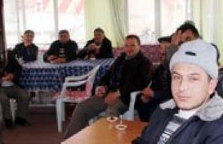 """Ermenek'teki Madenciler 2015'ten """"Is"""" Bekliyor..."""