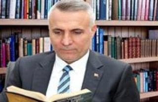 Prof. Dr. Karatas, KMÜ Kütüphanesinden Ödünç...