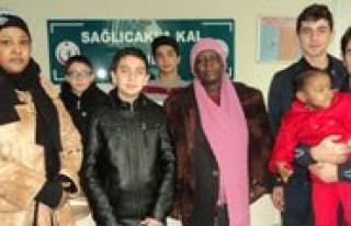 Saglicakla Kal Projesi'ni Yabanci Uyruklu Hastalarda...