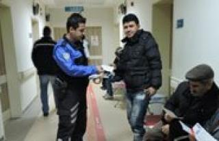 Polis Dolandiricilara Karsi Vatandaslari Uyardi