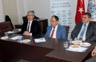 KOP Idaresi Yerel Yönetimleri Destekliyor