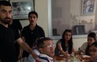 Ankara'daki Ögrenciler KARYAD'da Biraraya Geldi...