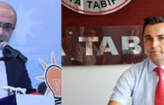 AK Parti`li Lütfi Elvan`dan CHP`li Nefi Kara`ya Cevap:...