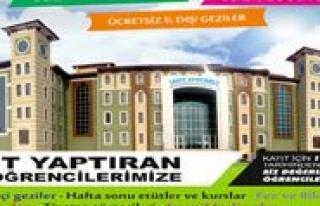 Cahit Zarifoglu Imam Hatip Ortaokulu Yeni Binasinda...