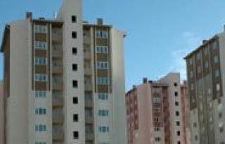 Karaman'da Temmuz Ayinda 217 Konut Satildi