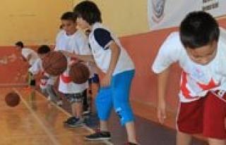 Basketbol Sevgisi Çig Gibi Büyüyor