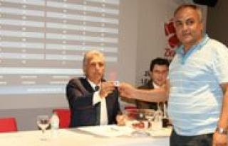Türkiye Kupasi`nda 1. Eleme Turu Kura Çekimi Yapildi....