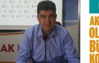 Ak Parti Il Baskani Ünlü: Terör Ve Yandaslariyla...