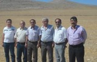 Topraklari Elinden Alinan Çiftçilere Yeniden Arazi...