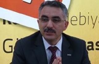 KONTV Genel Yayin Yönetmeni Nurettin Bay'in Evlat...