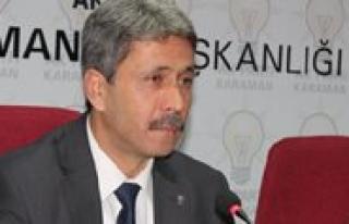 """Ak Parti Mrk Ilçe Bsk Akca """"Daha Nice Güzel Bayramlara..."""