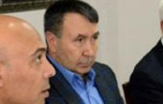 Vali Murat Koca Seçim Güvenligi Toplantisina Katildi