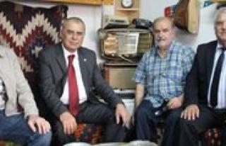 CHP Milletvekili Adayi Sezen'den KGRT'ye Ziyaret