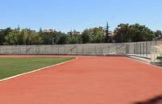 Kemal Kaynas Stadyumu'nda Yürüyüs Günleri Basliyor