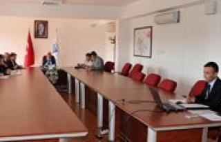 Acil Çagri Hizmetleri Il Koordinasyon Komisyonu Toplandi