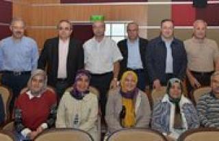 Rektörler Karaman'da Bulustu