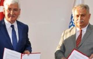 Karaman'a Tip Fakültesi Için Ilk Adim Atildi