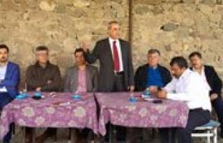 """CHP`li Saim Sezen: """"Çiftçimizin Dizine Derman..."""