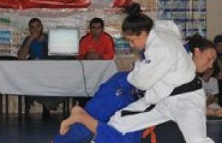 Judo Il Birinciligi Müsabakalari Yapildi