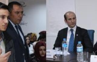 Karaman'da Gençler Için Kariyer Planlamasi Anlatildi