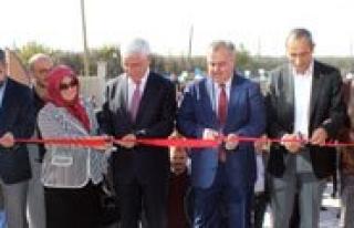 Özel Basari Koleji'nin Yeni Binasi Törenle Açildi