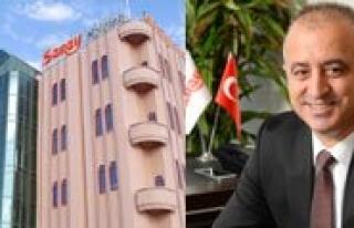 Saray Bisküvi Genel Müdürlügü'ne Ramazan Sümer...
