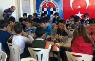 Basögretmenlik Kupasi Satranç Turnuvasi Sona Erdi