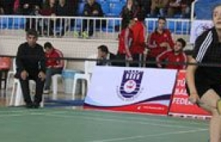 Balkan Badminton Sampiyonasi Milli Takim Seçmeleri...