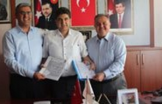 Ak Parti Il Baskani Ünlü: En Büyük Tesekkürümüz...