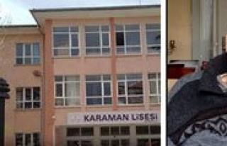 Karaman Lisesi`nin Kurucu Müdürü Zeki Yilmaz Vefat...