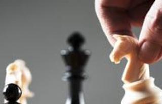 Karaman'da 2016 Satranç Il Birinciligi Turnuvasi...