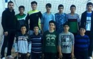 Hentbol Takimi, Antalya Hazirliklarina Devam Ediyor