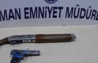 Karaman'da Kursunlama Olayina Karisan 2 Kisi Yakalandi